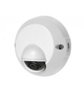 0442-001 M3114-VENC CAM 720P DOME JPEG-H.264 30FPS POE FIXED LENS OUTDOOR