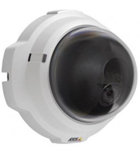 0337-001 M3204 IP CAM DOME 720PJPEG-H.26430FPS2.8-10MM POE MIDSPAN NOT INCL.