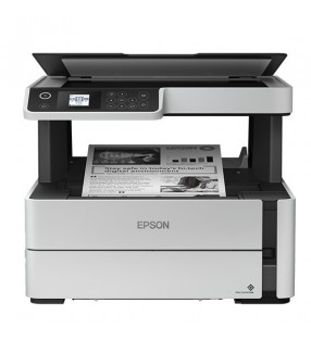 ECOTANK ET-M2170 MULTIFUNCTION PRINT / COPY / SCAN WITH ETHER NET AND WIFI - MONO