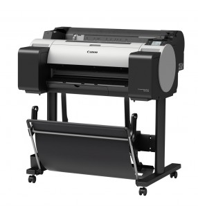 IPFTM-200 24 5 Color GRAPHICS LARGE FORMAT PRINTER WITH SD-23 STAND  LFPROLL