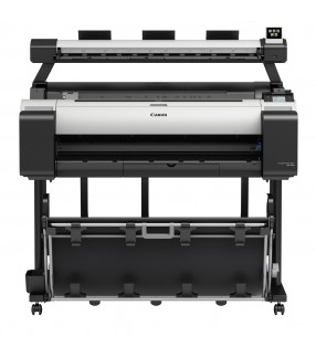 IPFTM-300 36 5 COLOUR GRAPHICS LARGE PRINTER FORMAT WITH STANDLEI36 SCANNER