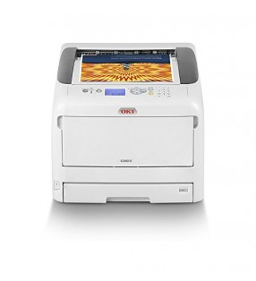 C834NW COLOUR A3 36PPM NETWORK PCL 400 SHEET PRINTER